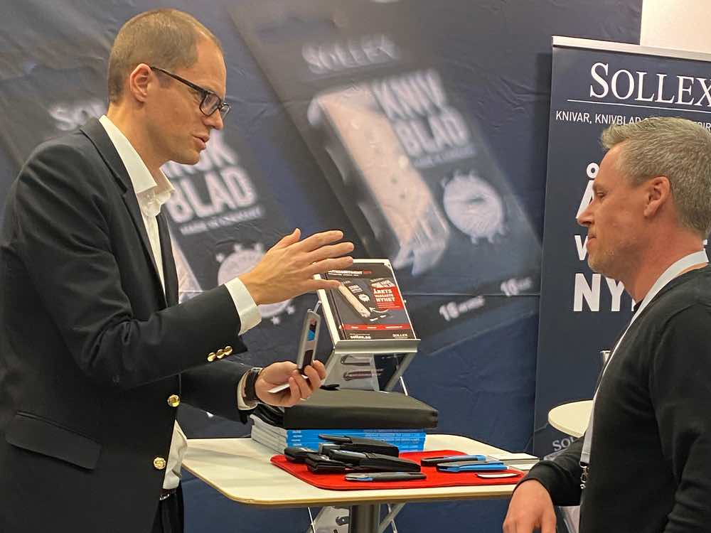 sollex visar martor secumax secupro secunorm at Underhåll 2020