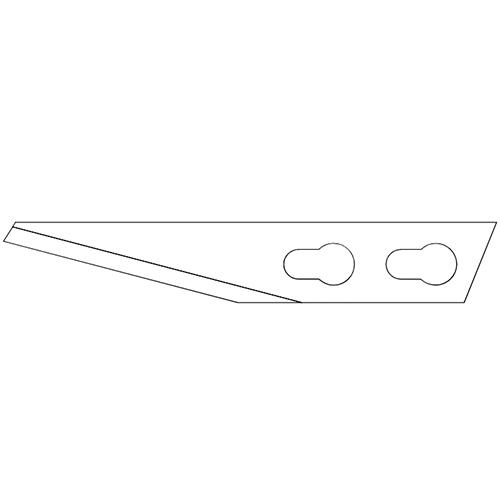 Den kraftiga och mycket hållbara skalpell från Sollex