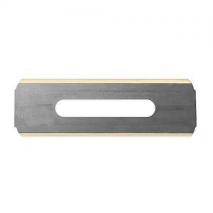 Premium quality titanium enforced slitter blade