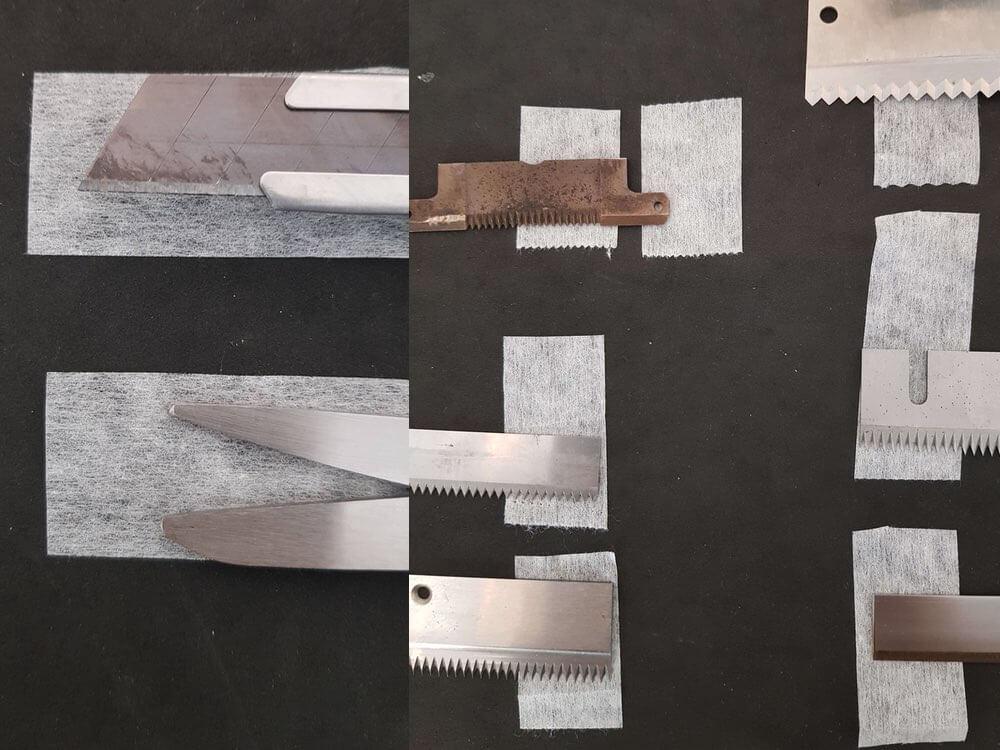 specialkniv för snuspapper