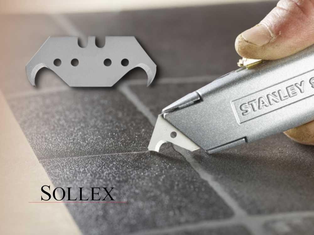 Högkvalitativa KROKBLAD som passar alla Stanley knivar - Sollex tipsar