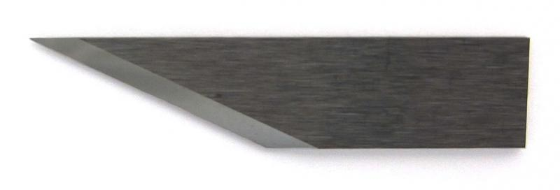 blade made in solid tungsten carbide to cut paper, folding carton, and magnetic foil