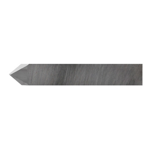 Zünd's drag blade is made of light & soft materials. Has very little drag force.