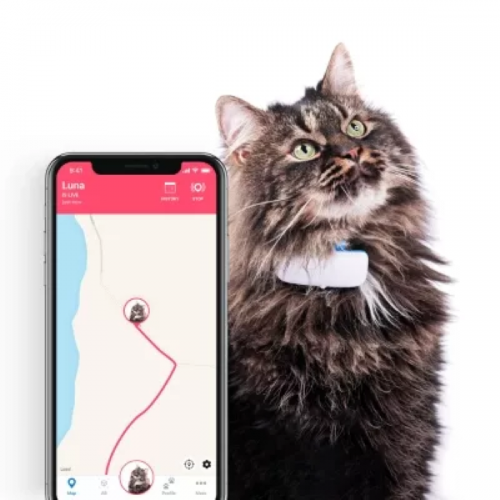 Tractive GPS Cat Tracker