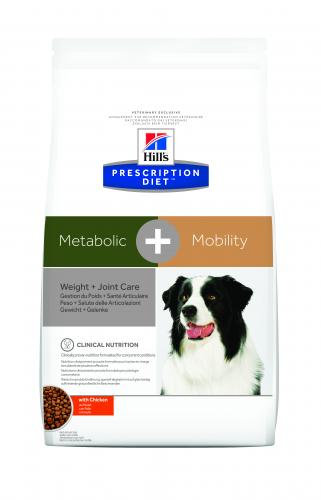 Hill´s Prescription Diet Metabolic + Mobility Canine Original