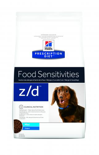 Hill's Prescription Diet Canine Z/D Mini