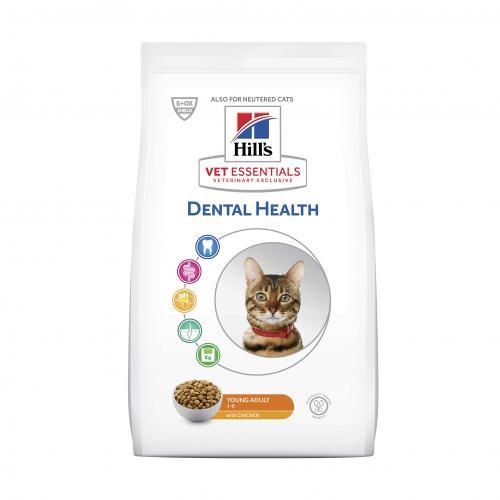 Hill's VetEssentials Dental Health Adult kattfoder med kyckling