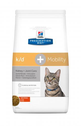 Hill's Prescription Diet Feline K/D+ Mobility