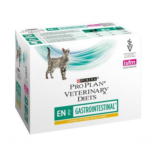 Purina Pro Plan Veterinary Diets Feline EN St/Ox Gastrointestinal