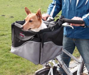 Trixie Cykelkorg Front-Box de luxe