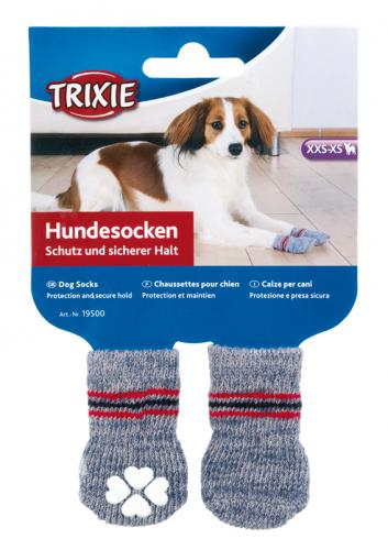 Trixie Hundsocka 2-pack
