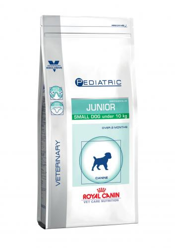 Royal Canin Veterinary Diets Pediatric Junior Small Dog