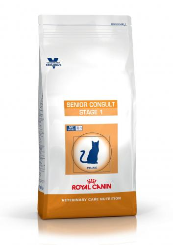 Royal Canin Veterinary Care Nutrition Cat Senior Consult Stage 1