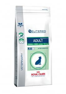 Royal Canin Veterinary Diets Neutered Adult Small Dog