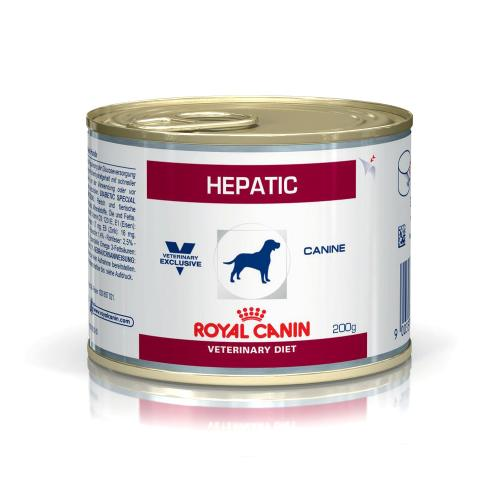Royal Canin Veterinary Diet Hepatic Wet Dog