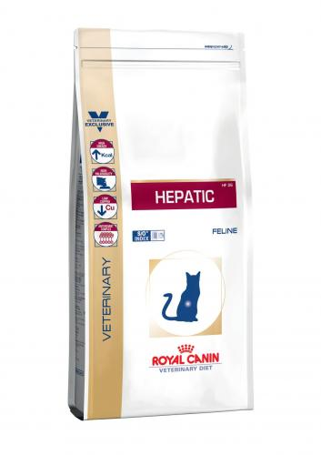 Royal Canin Veterinary Diet Cat Hepatic