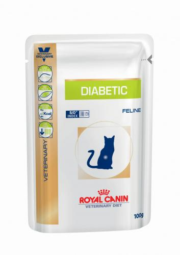 Royal Canin Veterinary Diet Cat Diabetic Wet