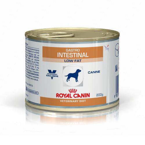 Royal Canin Veterinary Diet Gastro Intestinal Low Fat Wet Dog