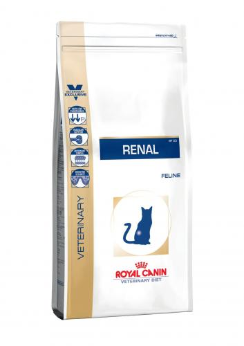 Royal Canin Veterinary Diet Cat Renal