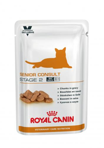 Royal Canin Veterinary Care Nutrition Cat Senior Consult Stage 2