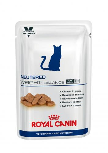 Royal Canin Veterinary Care Nutrition Cat Neutered Weight Balance