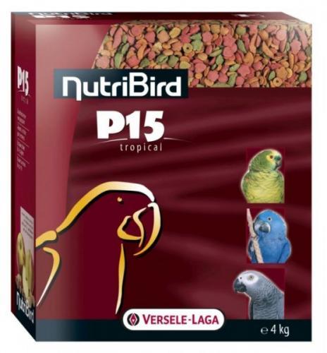 NutriBird - P15 Tropical - 4 kg