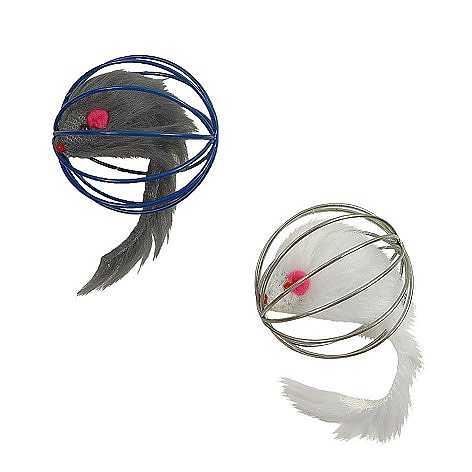 Pritax Ball with Running Mice