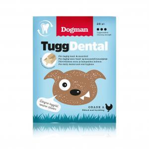 Dogman Tugg Dental med Kyckling