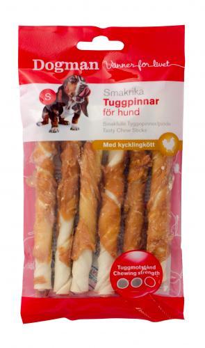 Dogman Tuggpinnar 6-pack