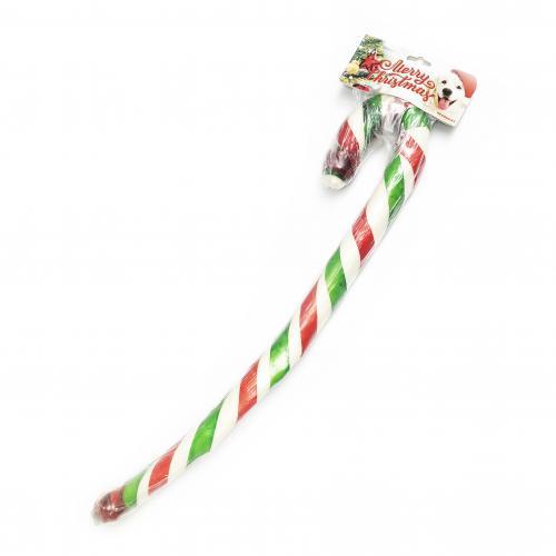 Merry Christmas Stor käpp, 70 cm