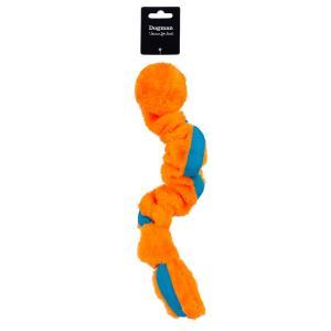 Dogman Leksak Stretchig, Orange