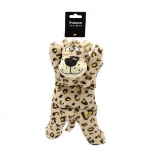 Dogman Plysch Leopard