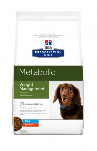 Hill´s Prescription Diet Metabolic Canine Mini