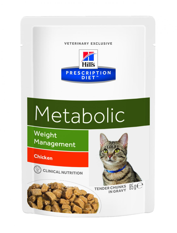 Hills metabolic katt