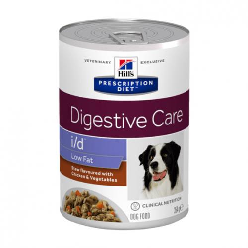 Hill´s Prescription Diet Canine i/d Low Fat Canine Stew flavoured with Chicken & Vegetables