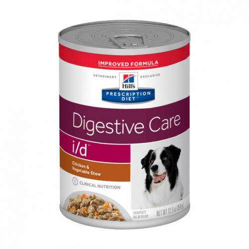 Hill´s Prescription Diet i/d Stress Canine Rice, Vegetable & Chicken Stew