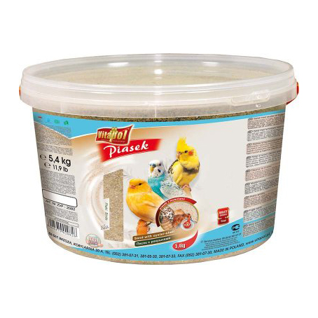Vitapol Fågelsand 5,4kg