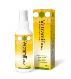 Vetramil Honung Spray 100 ml