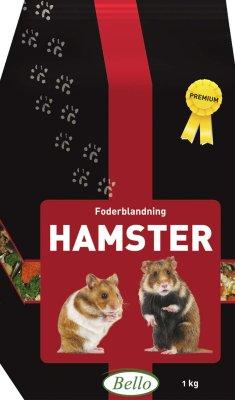 Bello Hamsterblandnind Premium 1kg