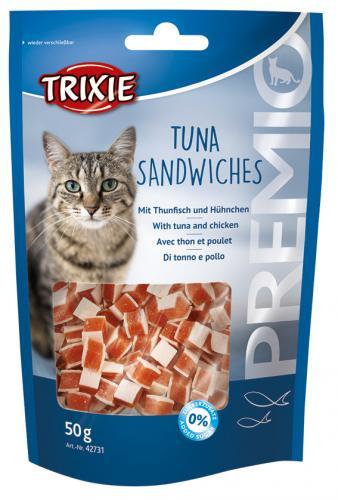 Trixie Tuna Sandwiches