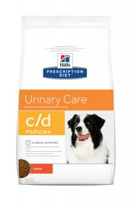 Hill´s Prescription Diet c/d Multicare Canine