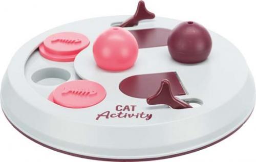 Trixie Cat Activity Flip Board