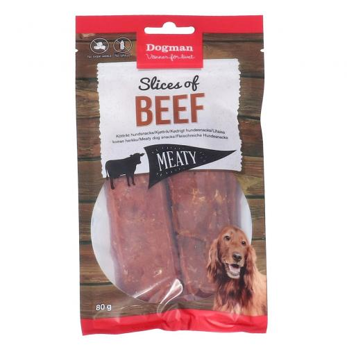 Dogman Slices of Beef