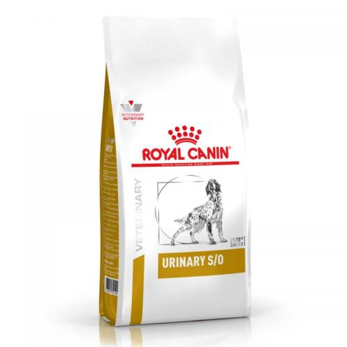 Royal Canin Veterinary Diet Urinary S/O Dog