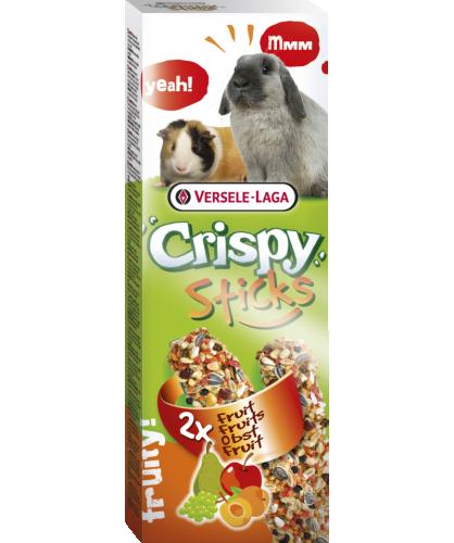 Versele-Laga Crispy Sticks Kanin/Marsvin, Frukt