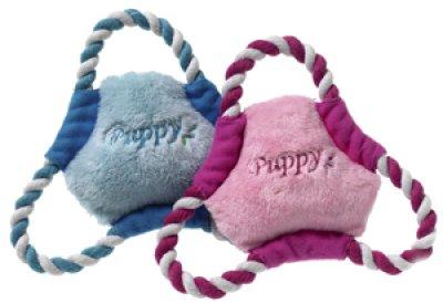 Frisbee Plysch Puppy Toy 17cm