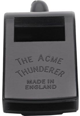 ACME visselpipa Thunderer 558 svart 5.5x
