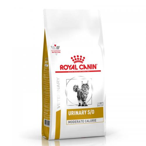 Royal Canin Veterinary Diet Cat Urinary Moderate Calorie