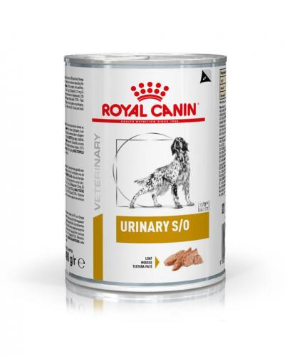 Royal Canin Veterinary Diet Urinary S/O Wet Dog