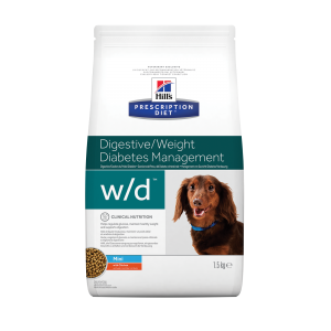 Hill's Prescription Diet Canine w/d Mini